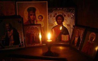 Как молиться за самоубиенного после смерти: (текст)