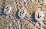 Толкование онлайн гадания «на неделю» на семи рунах