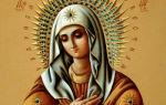 Локотская икона Божией Матери «Умиление»: где сейчас находится