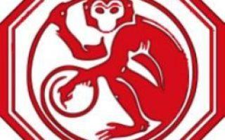 1956 год по восточному календарю – год огненной обезьяны