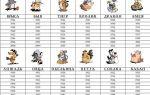 1998 год по восточному календарю: год земляного тигра
