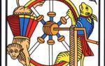 Галерея карт таро колесо фортуны из всех колод
