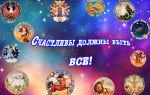 Ваши счастливые числа по гороскопу и знаку зодиака
