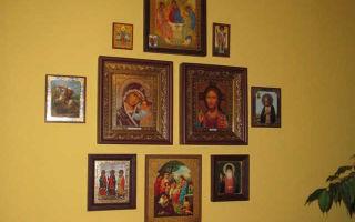 Какие иконы должны быть в доме обязательно