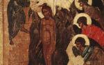 Таинства православной церкви: кратко