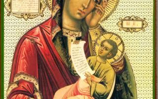 Икона «Утоли моя печали» значение: в чем помогает