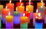 Приворот на любовь на свечах для мужчины и женщины