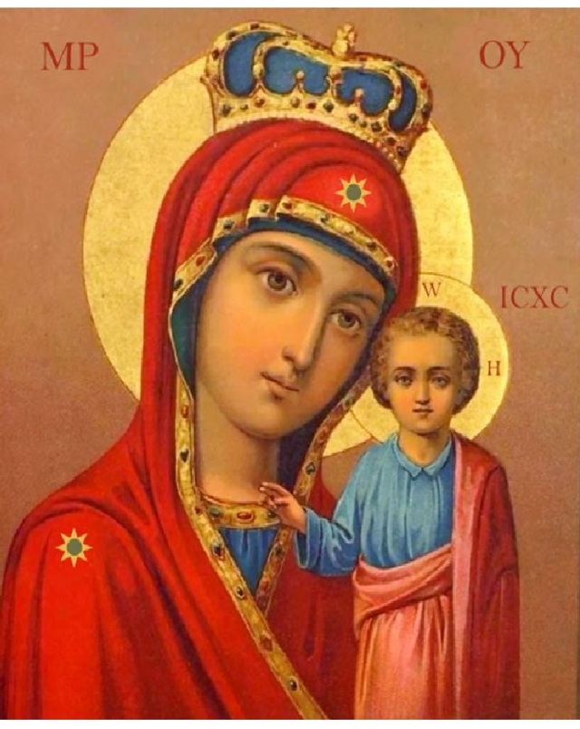 Молитва Пресвятой Богородице о помощи: в любви, в работе