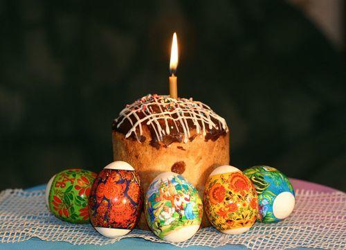 История праздника пасха в России: кратко
