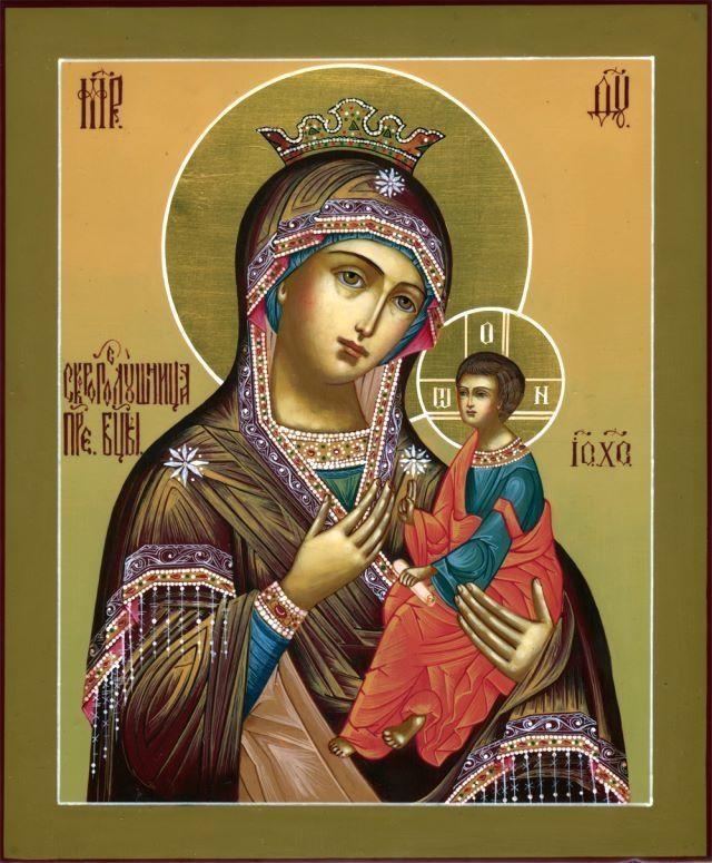 Молитва иконе Скоропослушнице: о даровании здоровья