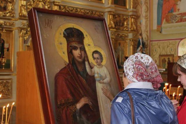 Икона Призри на смирение: значение, в чем помогает