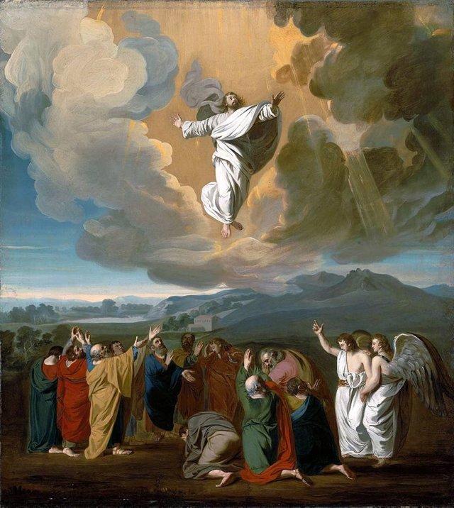 Вознесение господне: описание и история праздника