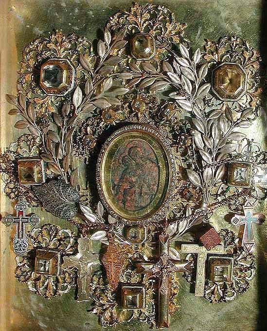 Икона Жировицкой Божьей Матери: о чем молятся