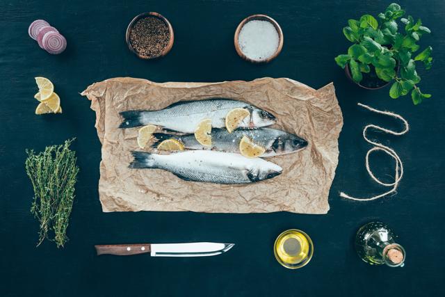 Когда можно есть рыбу в Великий пост 2019