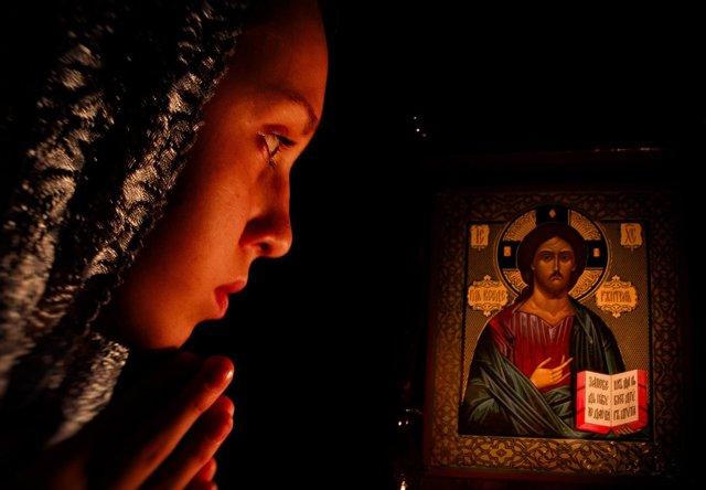 Как выучить молитву
