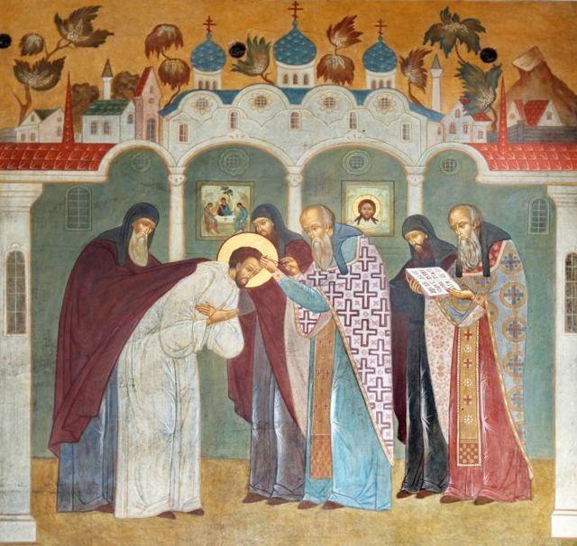 В чем помогает Сергий Радонежский: икона