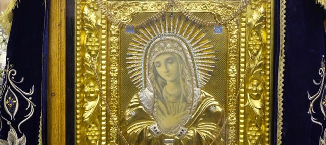 Локотская икона Божией Матери