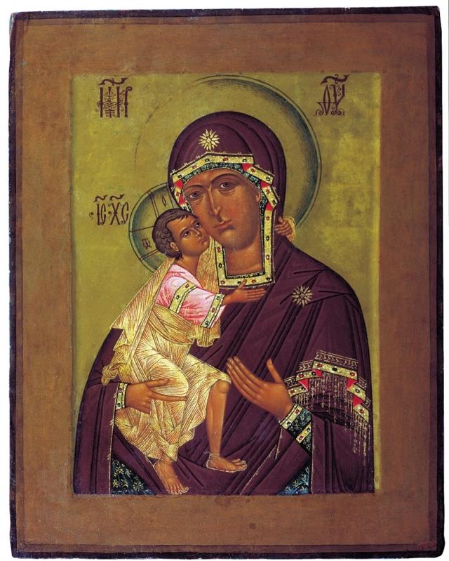 Феодоровская икона Божьей Матери: значение, в чем она помогает