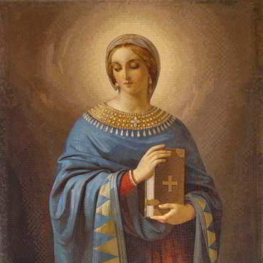 Анастасия Узорешительница: в чем помогает (молитва)