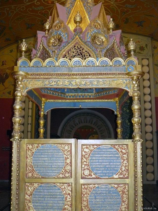 Успенский собор Московского Кремля: кто построил