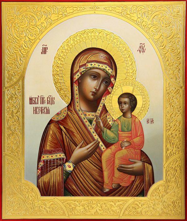 Икона Божией Матери Иверская: в чем помогает