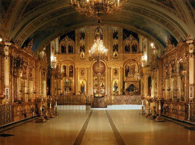 Святые места в Москве, помогающие исцелению