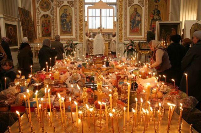 Молитва об усопших родителях до 40 дней