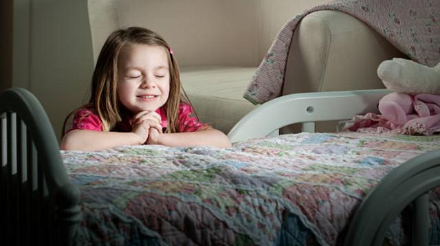 Молитва на ночь перед сном: короткая