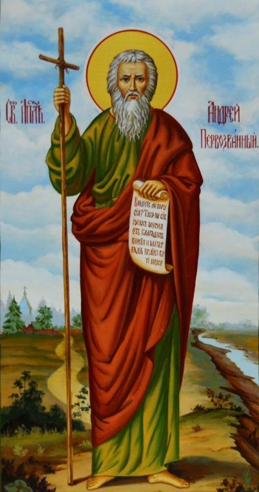 Икона Андрея Первозванного: значение, в чем помогает