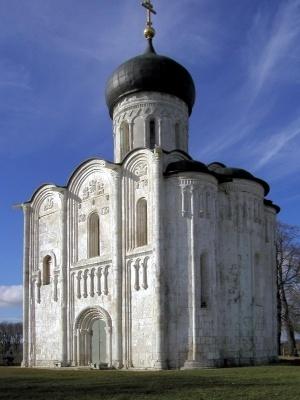 Церковь покрова на Нерли: описание храма, история