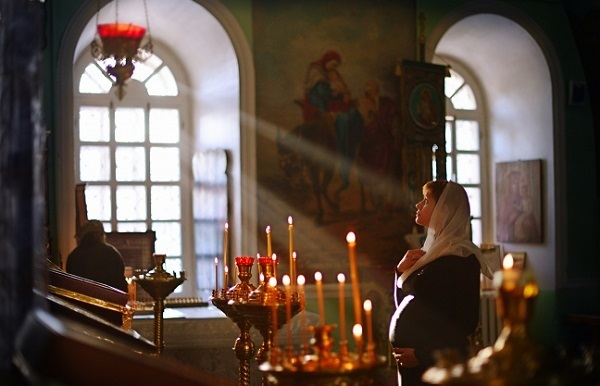 Молитва от головной боли Богородице