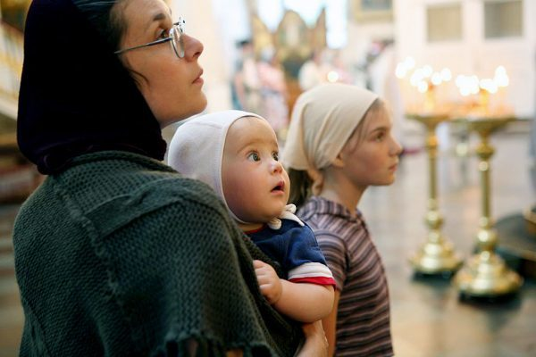 Как молиться за детей, чтобы у них было все хорошо