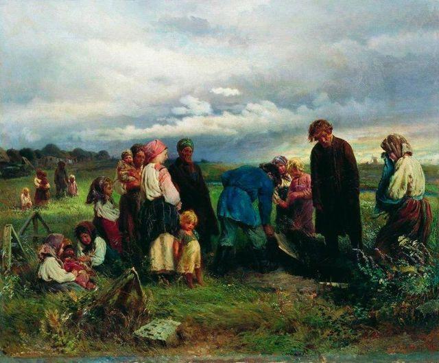 Можно ли беременным ходить на кладбище: ответ священника