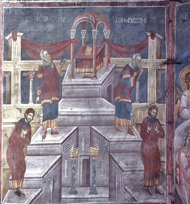Мытарь и Фарисей: притча и толкование
