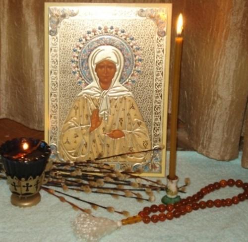 Икона Матроны Московской: от чего помогает