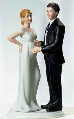 Можно ли венчаться беременной женщине в церкви