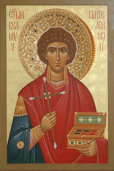 Икона Пантелеймона Целителя: значение, в чем помогает