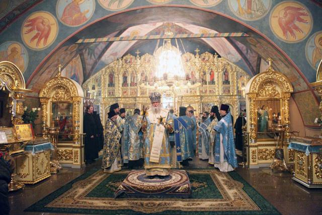 Введение во храм Пресвятой Богородицы: история праздника, приметы