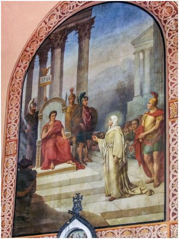 Церковь святой Марии Магдалины: Гефсимания