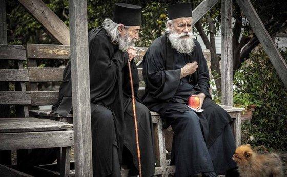 Предсказания о России афонских старцев