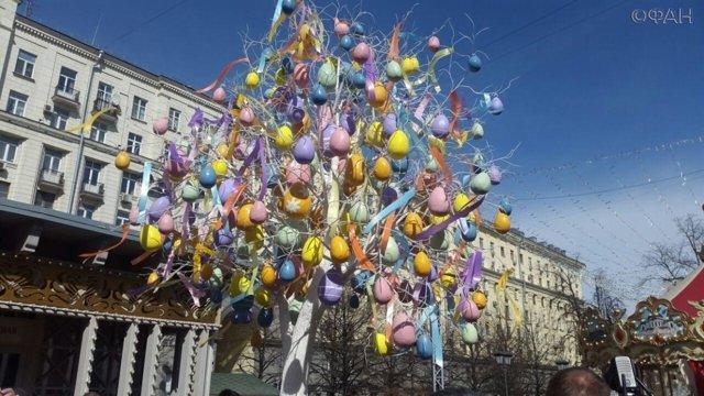 Когда красят яйца на Пасху в 2019: в какой день