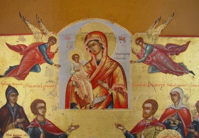 Икона Троеручица значение: в чем помогает, значение