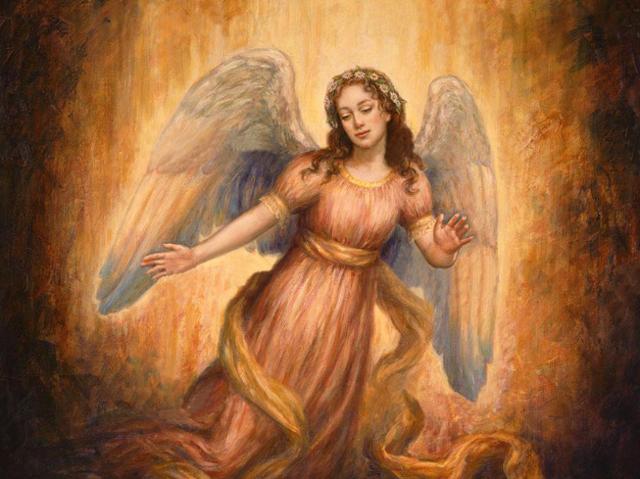 Ангел мой пойдем со мной ты впереди я за тобой: молитва (полный текст)