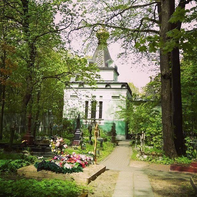 Святые места Санкт-Петербурга и Ленинградской области