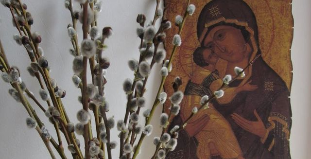 Можно ли посещать кладбище в Вербное воскресенье