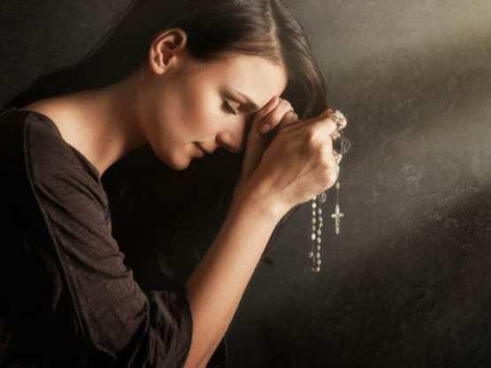 Молитва от тревоги и страха на душе
