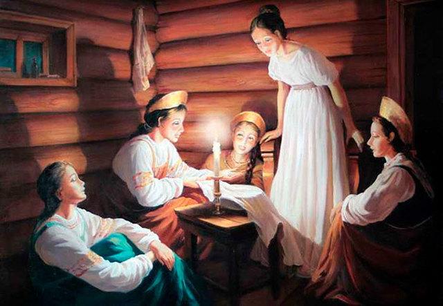 Простые и веселые Рождественские гадания для детей и подростков