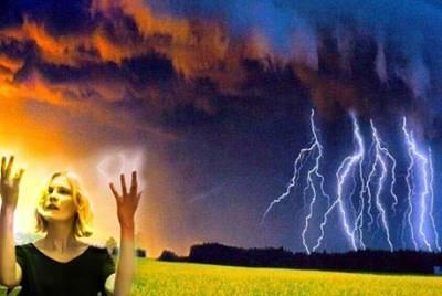 Человек и электрическое поле: феномен «электрических людей»