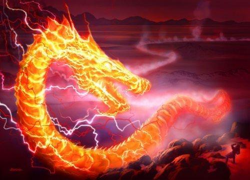 1977 год по восточному календарю: год Огненной Змеи
