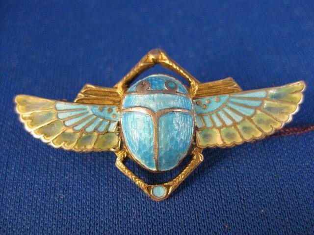 Жук Скарабей - значение амулета из Древнего Египта